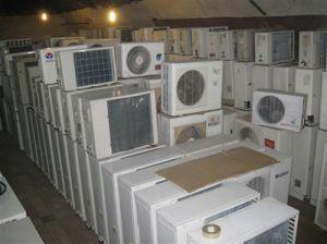 广州中央空调回收,废旧空调回收