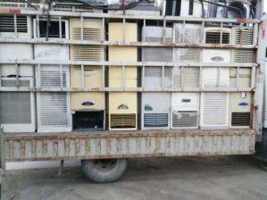广州二手空调回收,柜式机空调回收