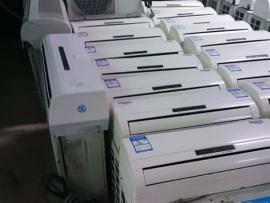 广州中央空调回收:各种大小中央空调、家用分体空调、日立、三菱、松田